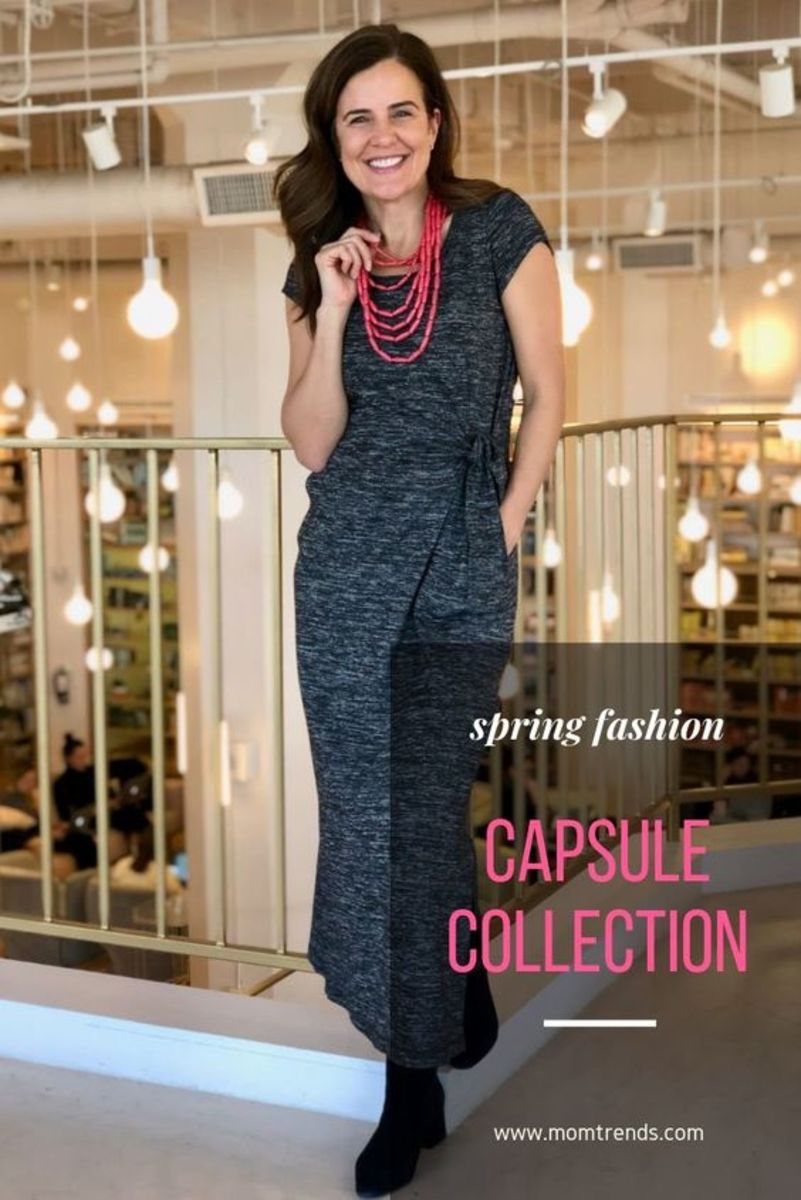 spring fashion capsule collection