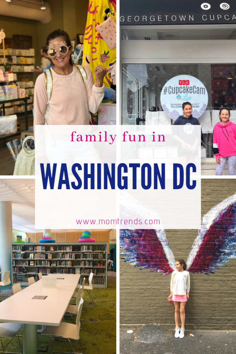 Washington DC Family Travel