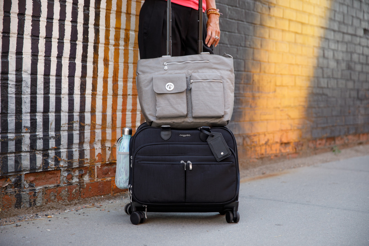 Packing Made Easy with Cool Getaway Travel System