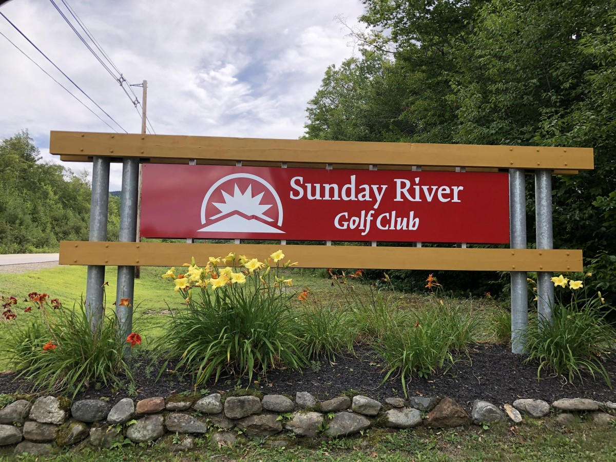 Sunday River Golf Club Maine
