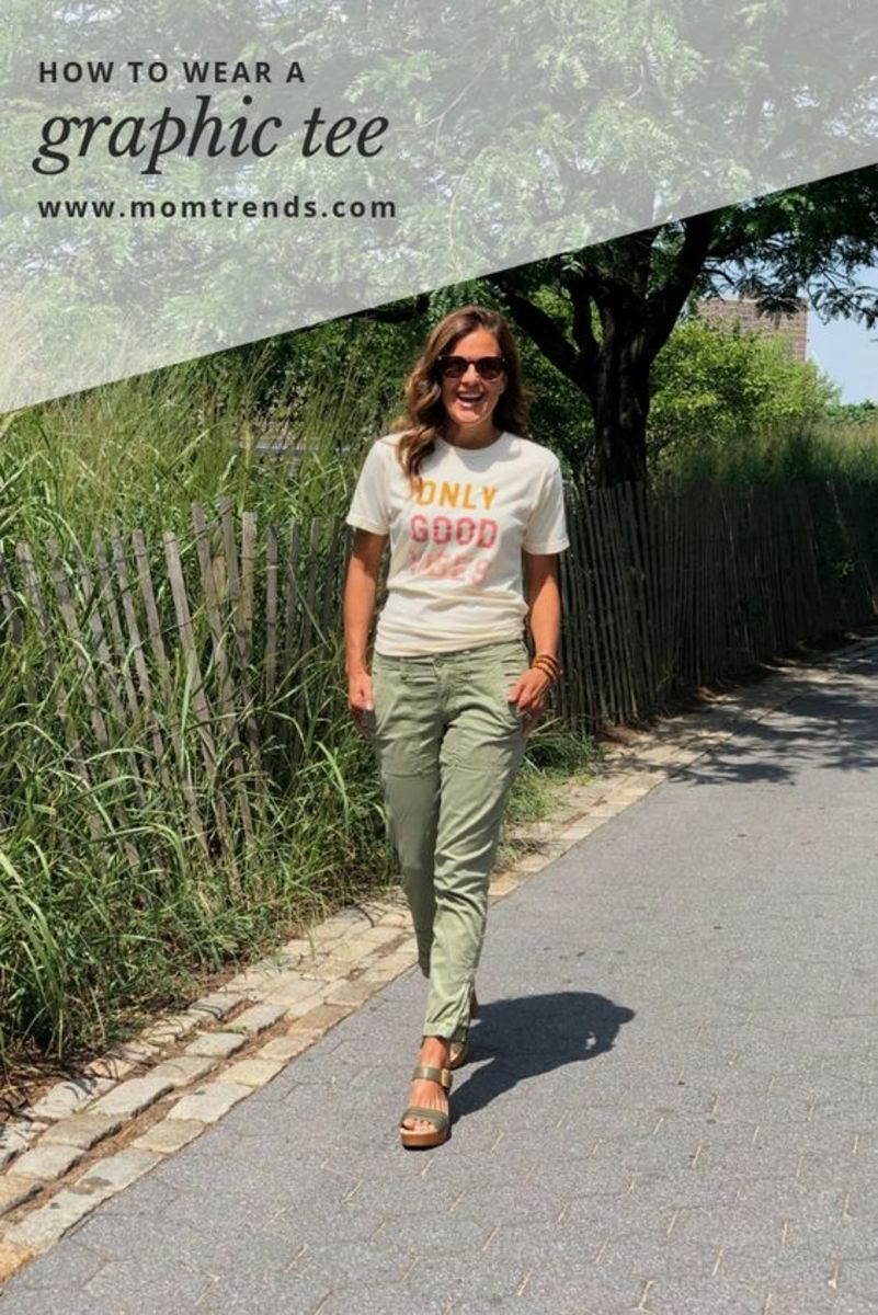 Favorite Graphic Tees for Moms