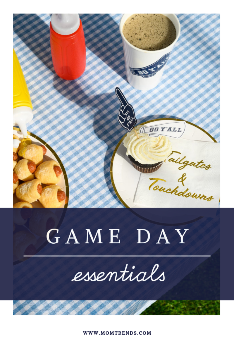 game-day-essentails