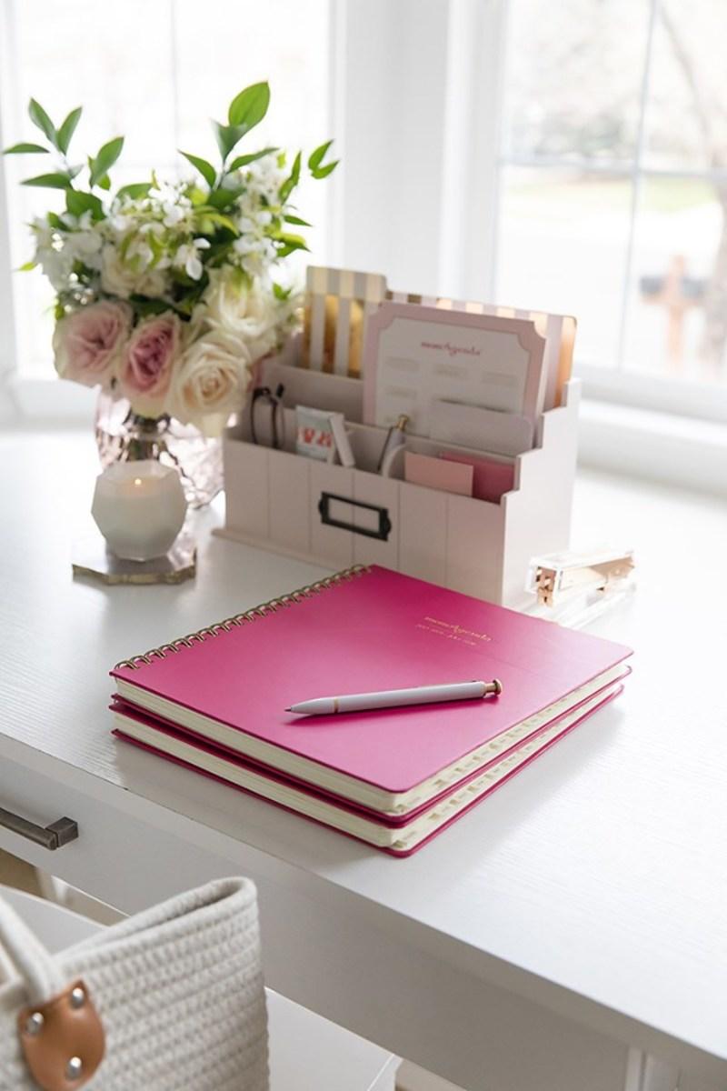 Organizational Tips from MomAgenda