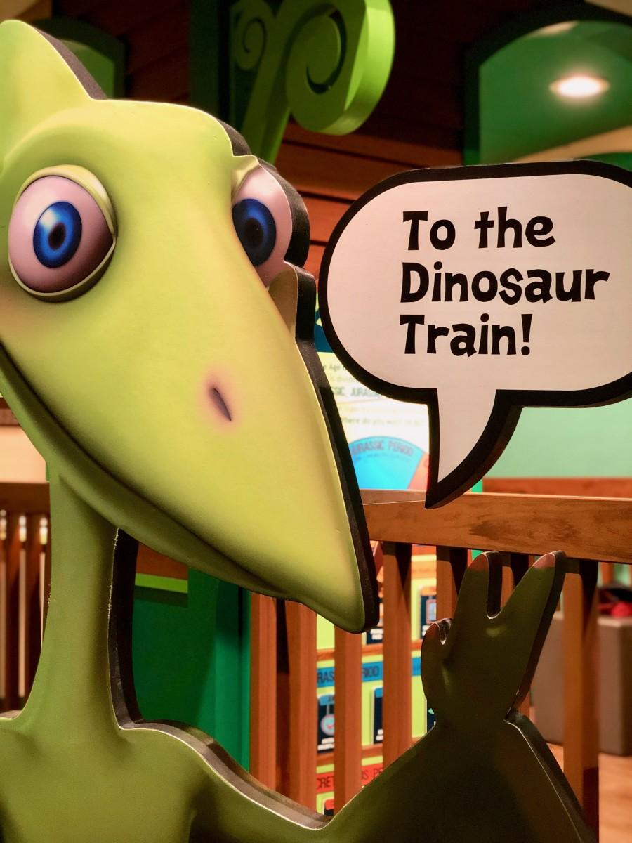 Dinosaur Train LSC