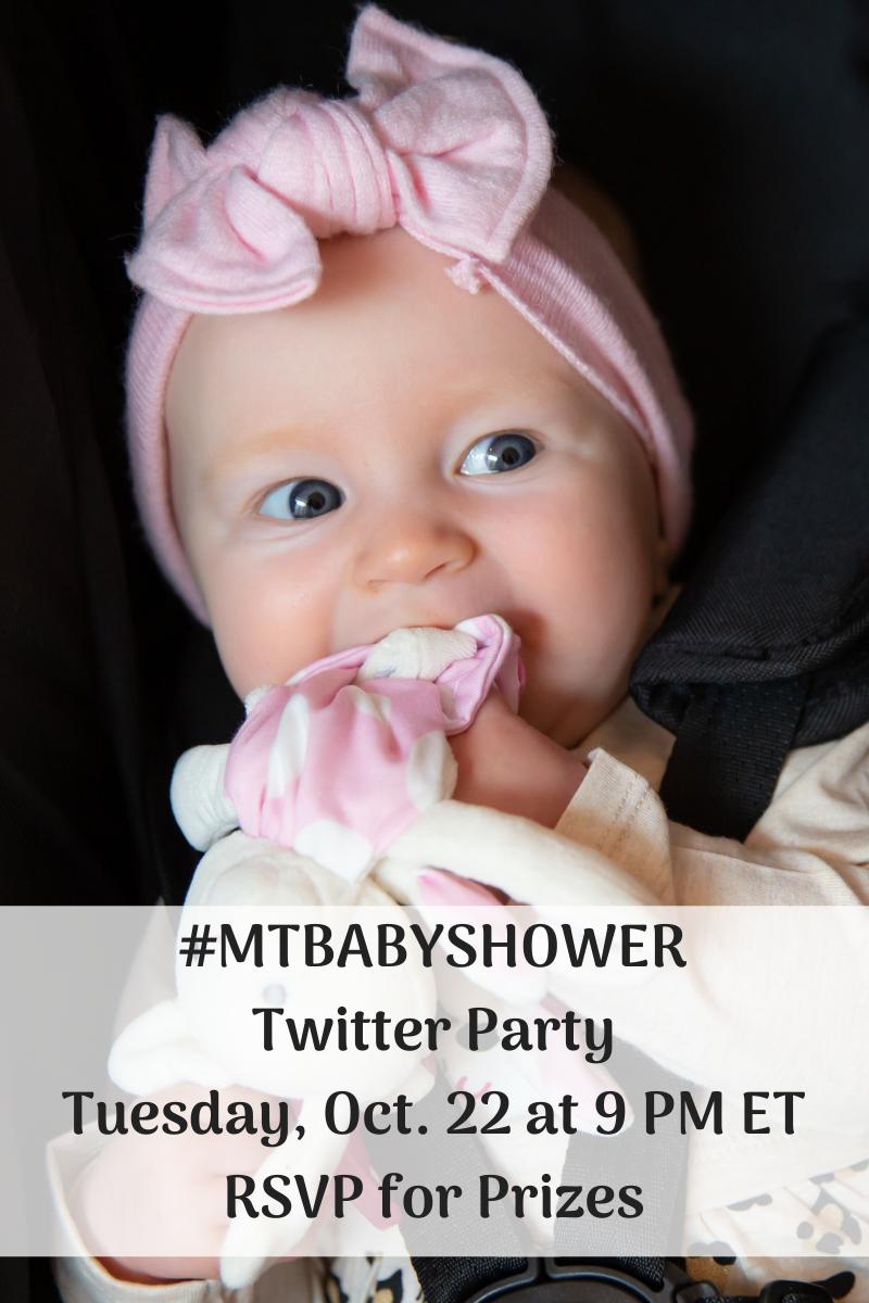 #MTBABYSHOWER