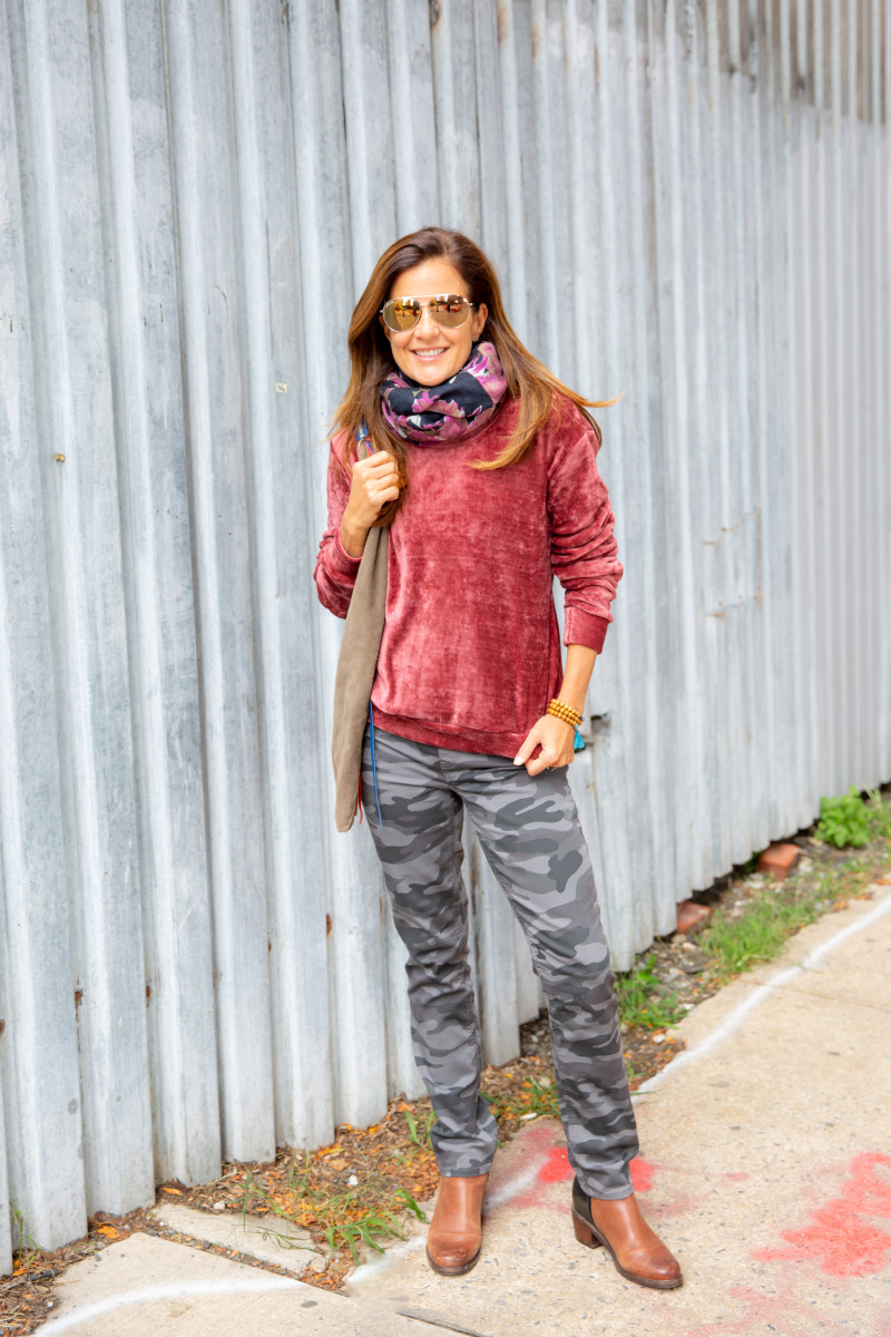 Great Denim Finds for Fall