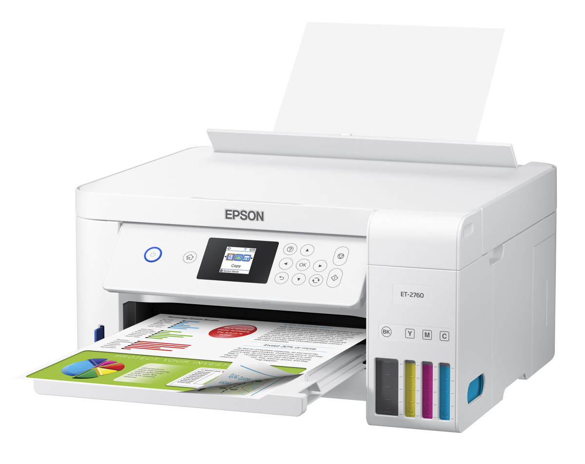 Five Things To Know About EcoTank 2720 Printer
