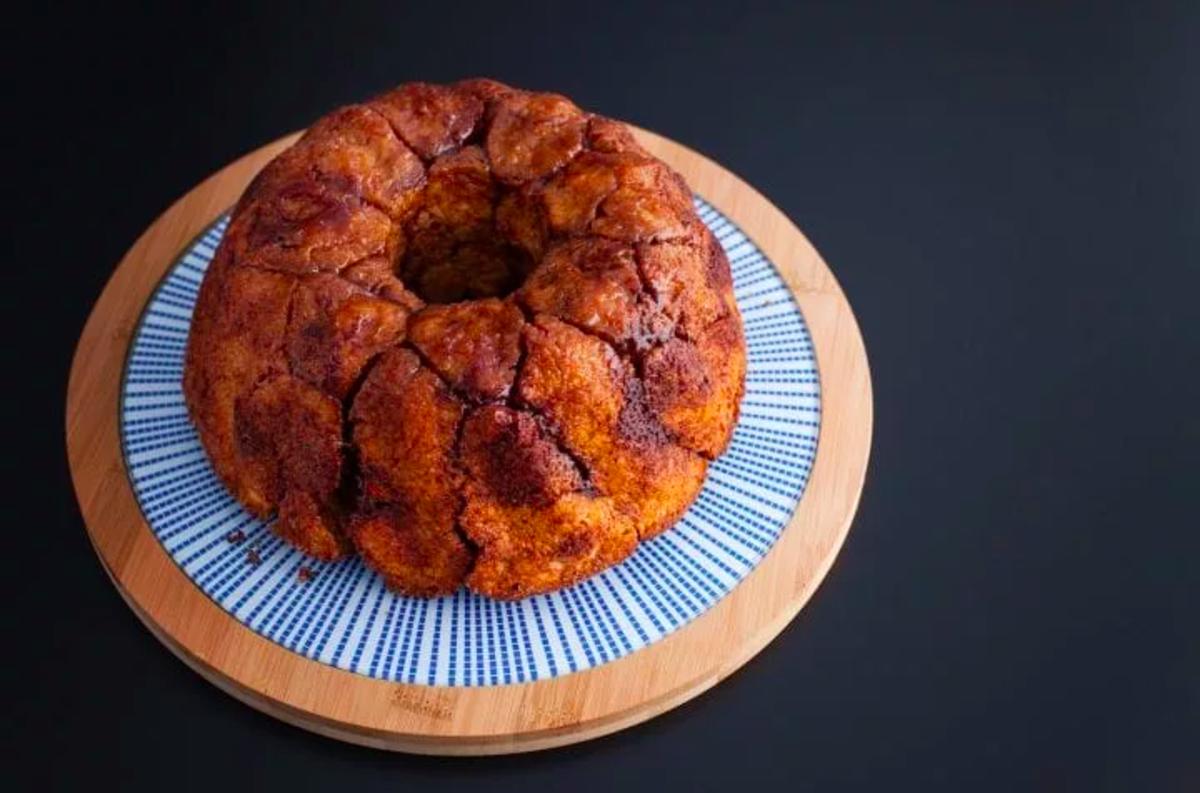 Pumpkin Spice Monkey Bread