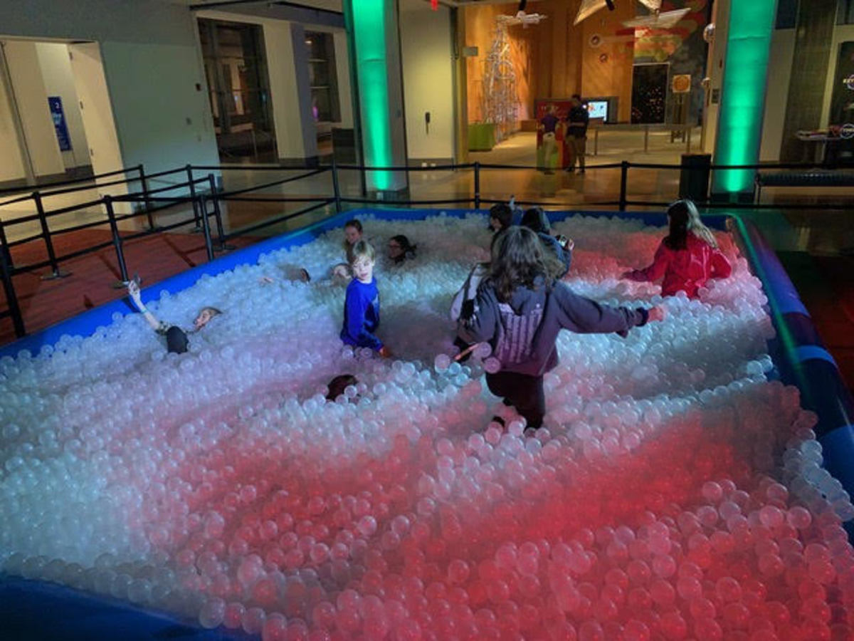 Extreme Fun take over at Liberty Science Center #ExtremeLSC
