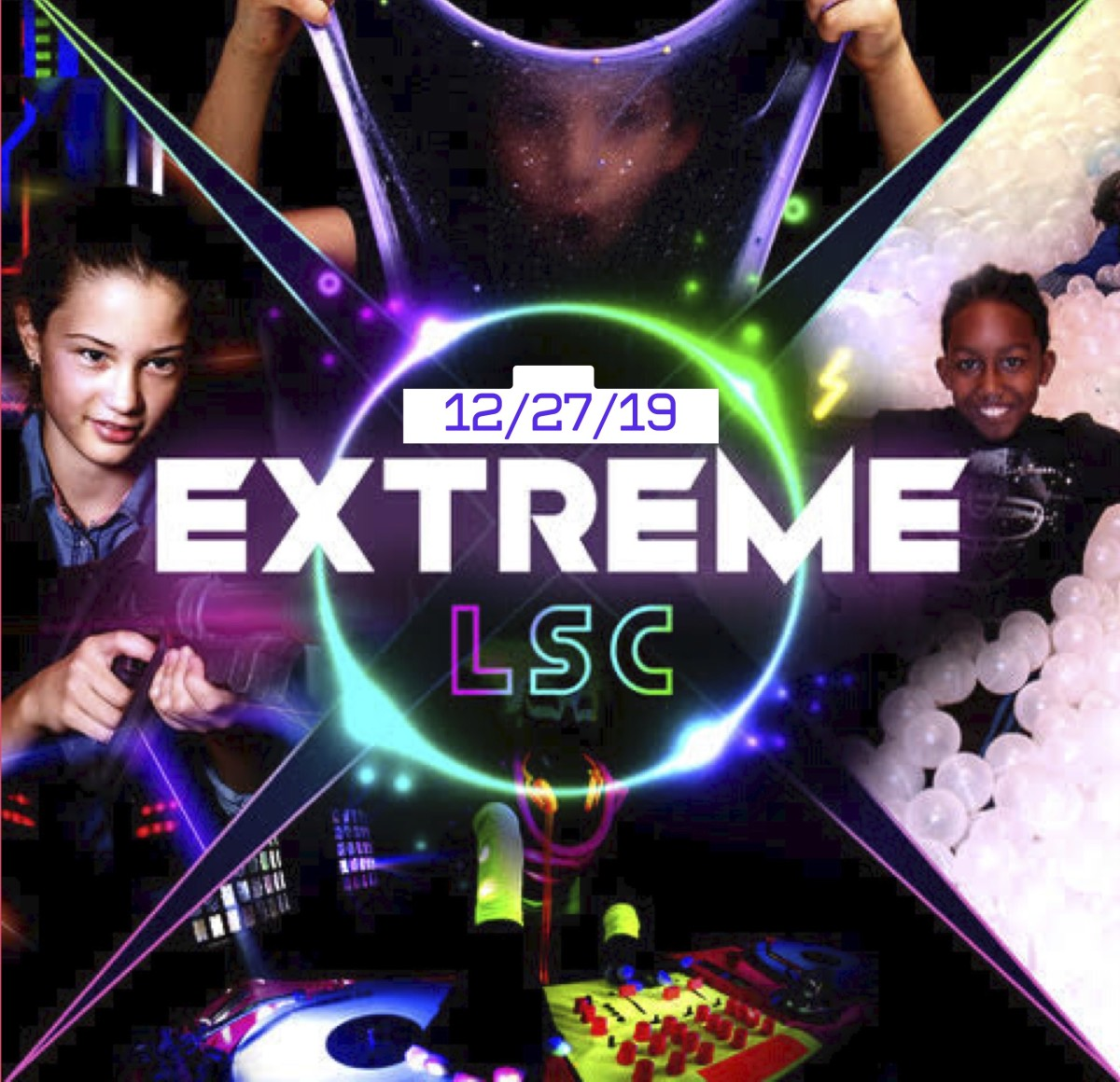 Extreme Fun takes over at Liberty Science Center #ExtremeLSC