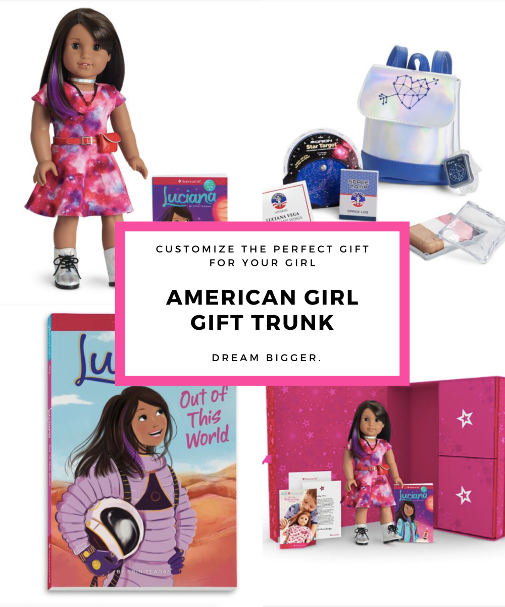Personal Shopping at American Girl