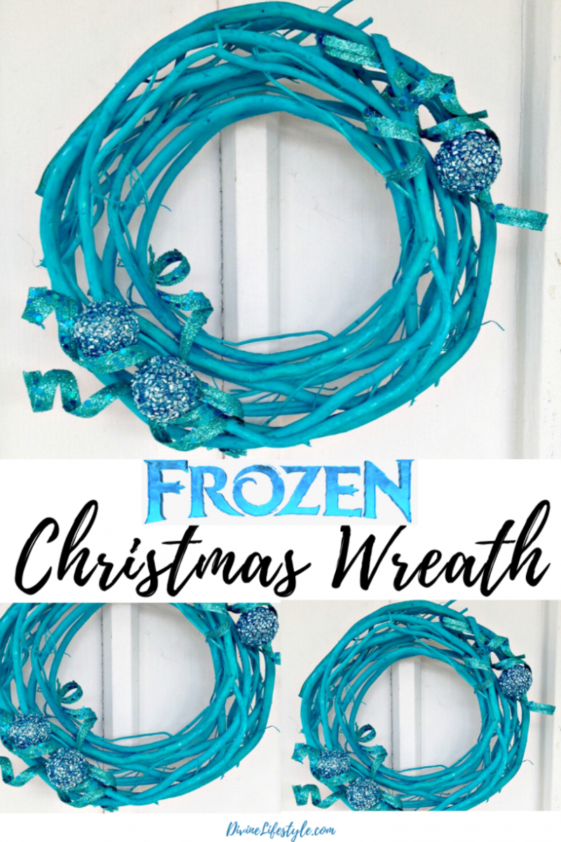 FROZEN-Inspired-Christmas-Wreath-1