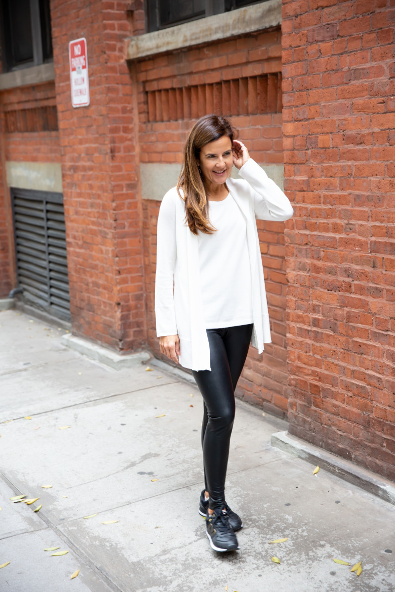 We Found the Best Faux Leather Legging