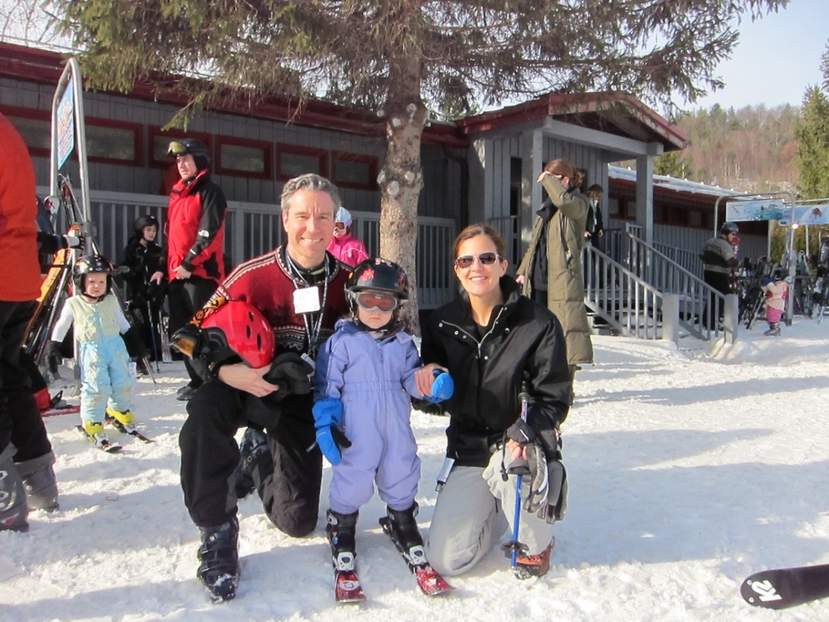 An open letter to the ski industry ski mom