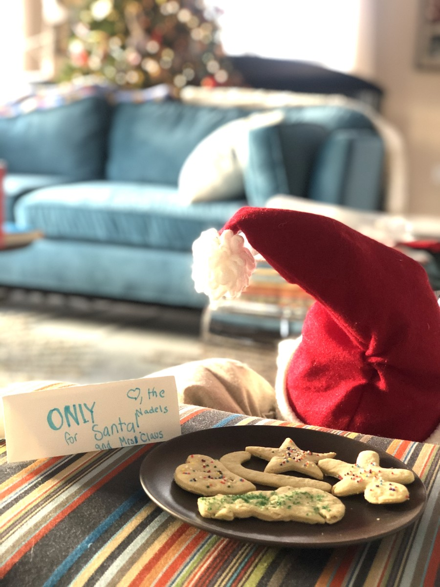 Family Favorite Christmas Sugar Cookie Recipe