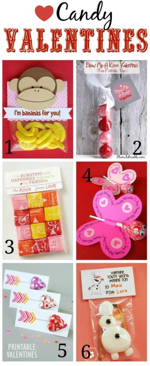 From crafty things to make with the kids to the sweetest classroom Valentine's we've gathered the best ideas from Pinterest