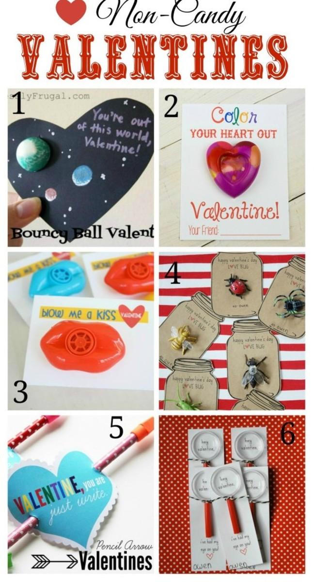 Valentine ideas from Pinterest