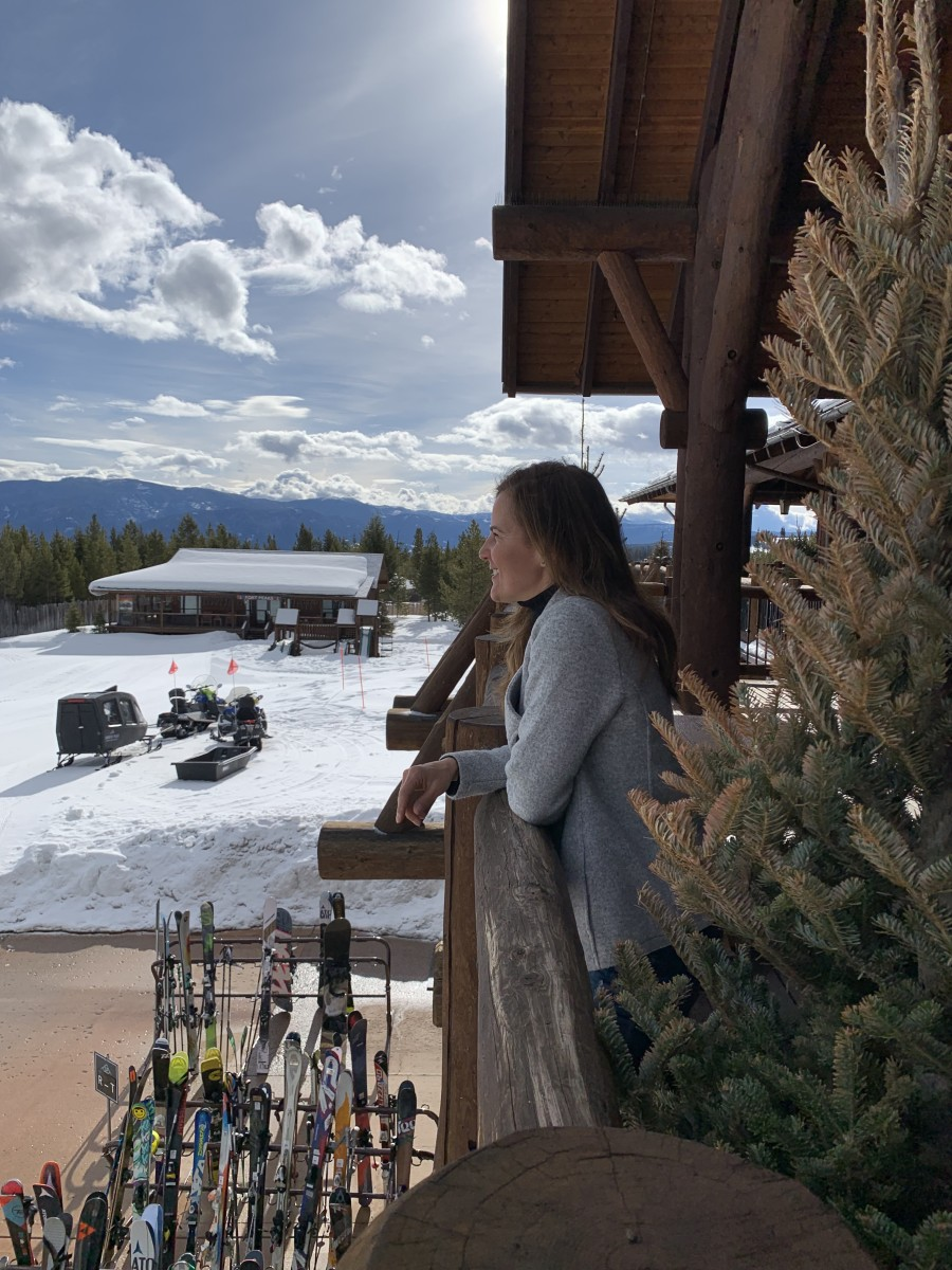 Spanish Peaks Private Club Big Sky Montana