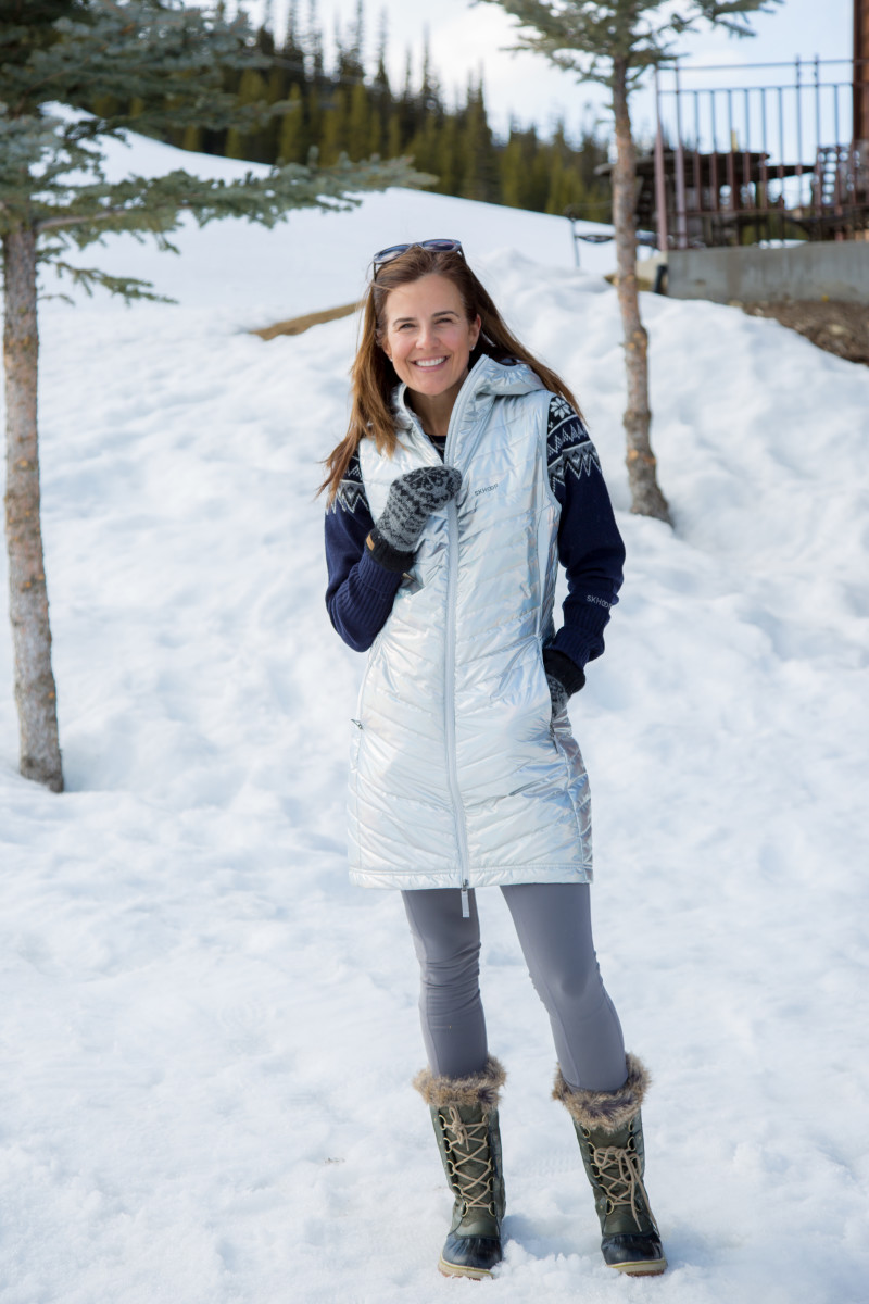 Hit the Slopes in Style Versatile Fashion for Winter