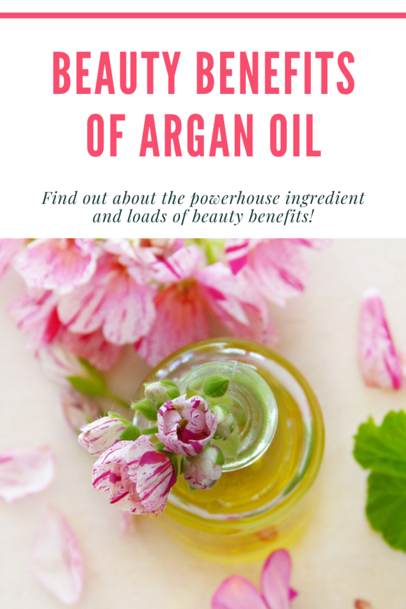 The Beauty Benefits of Argan Oil