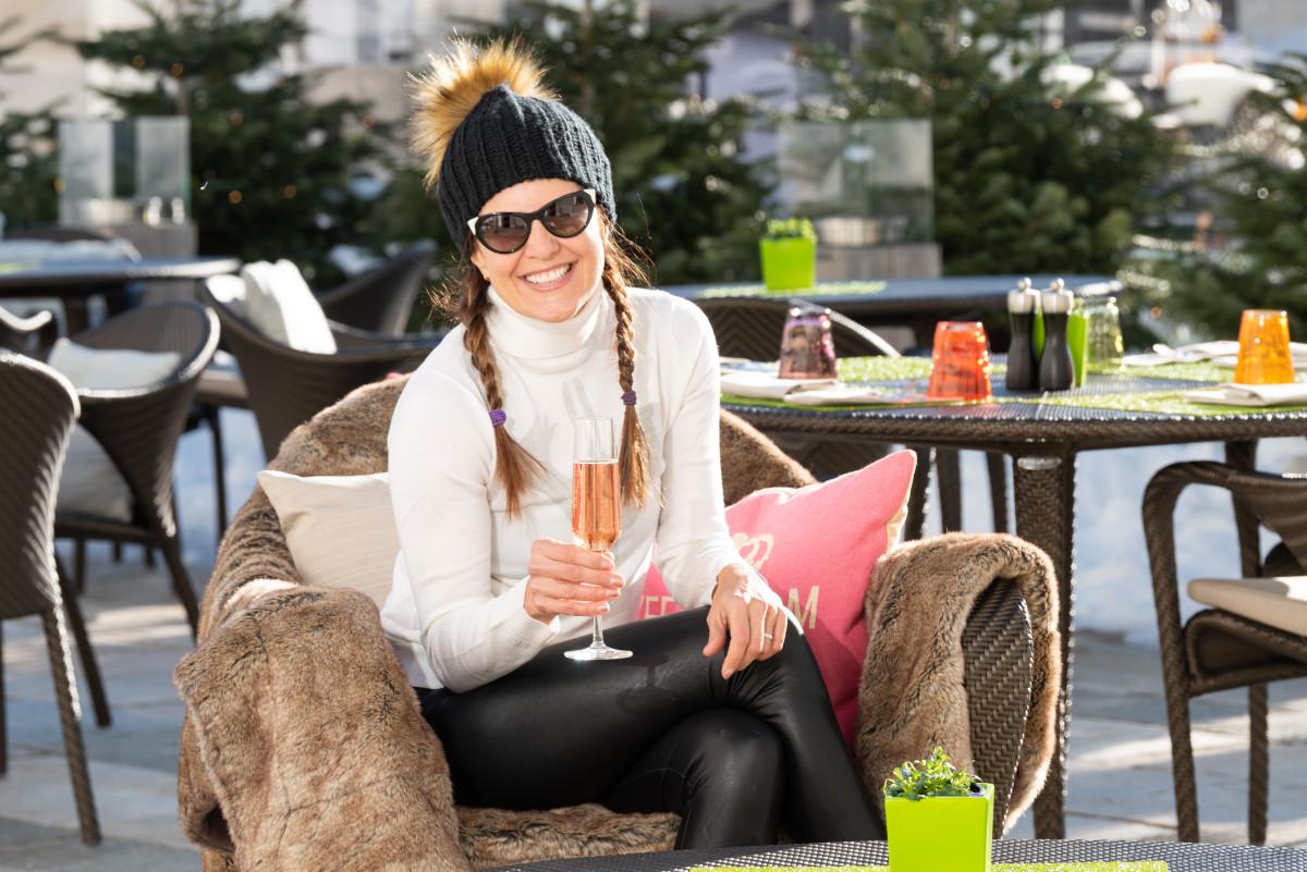 Family Friendly and Effortlessly Chic Giardino Mountain Resort St. Moritz