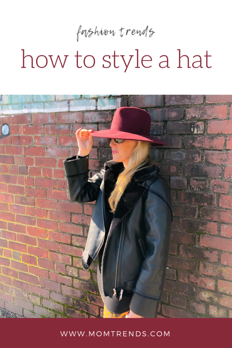 how-to-style-hat