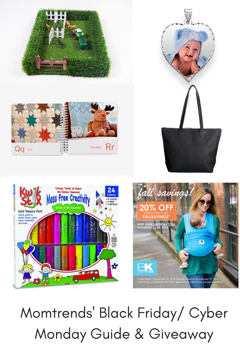 Momtrends' Black Friday%2F Cyber Monday Guide & Giveawy