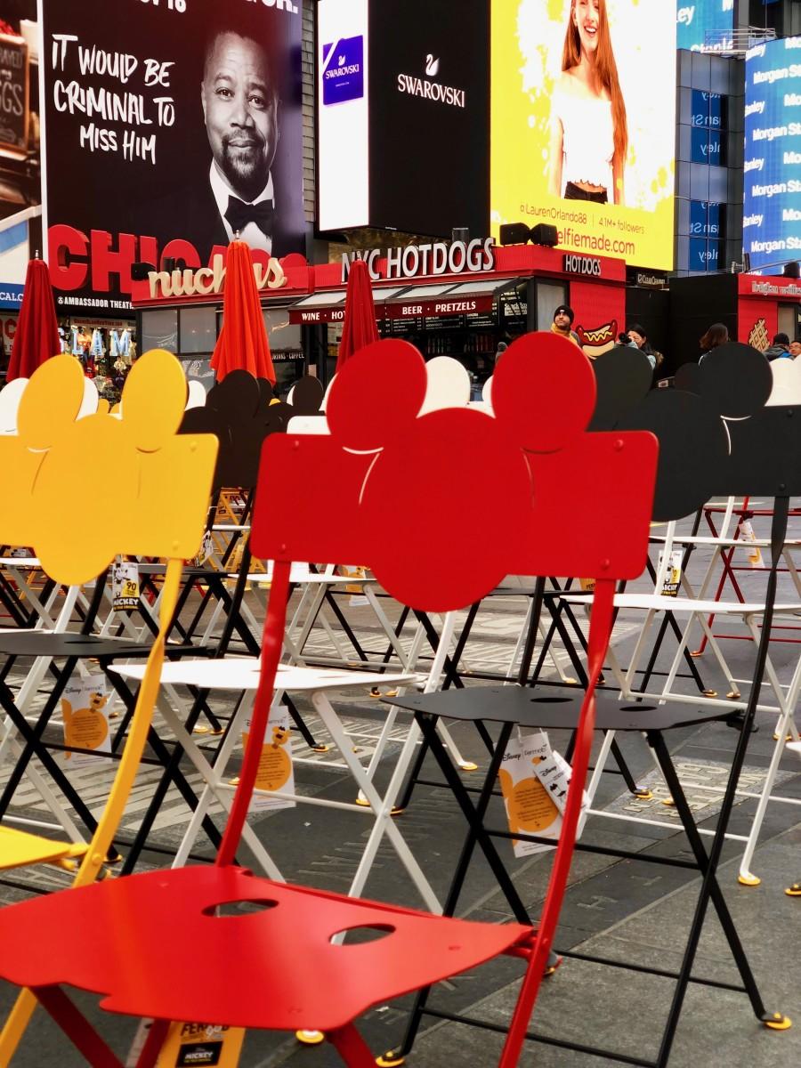 Fermob Disney colBistro Chairs