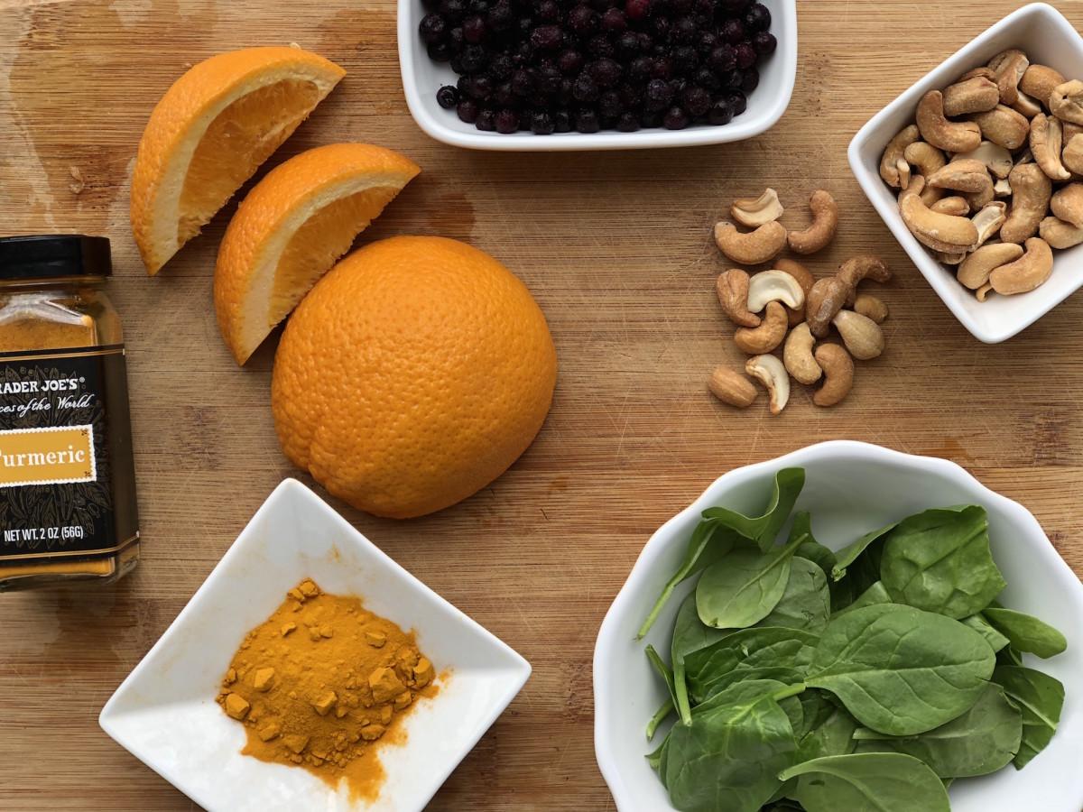 top 5 anti-inflammatory foods, anti-inflammatory foods, Farmacy Kitchen cookbook, wellness, eat to fight chronic illness, chronic illness, wellness for moms, anti-inflammatory diet, how to treat inflammation, foods that heal, foods that treat chronic illness, foods to treat inflammation