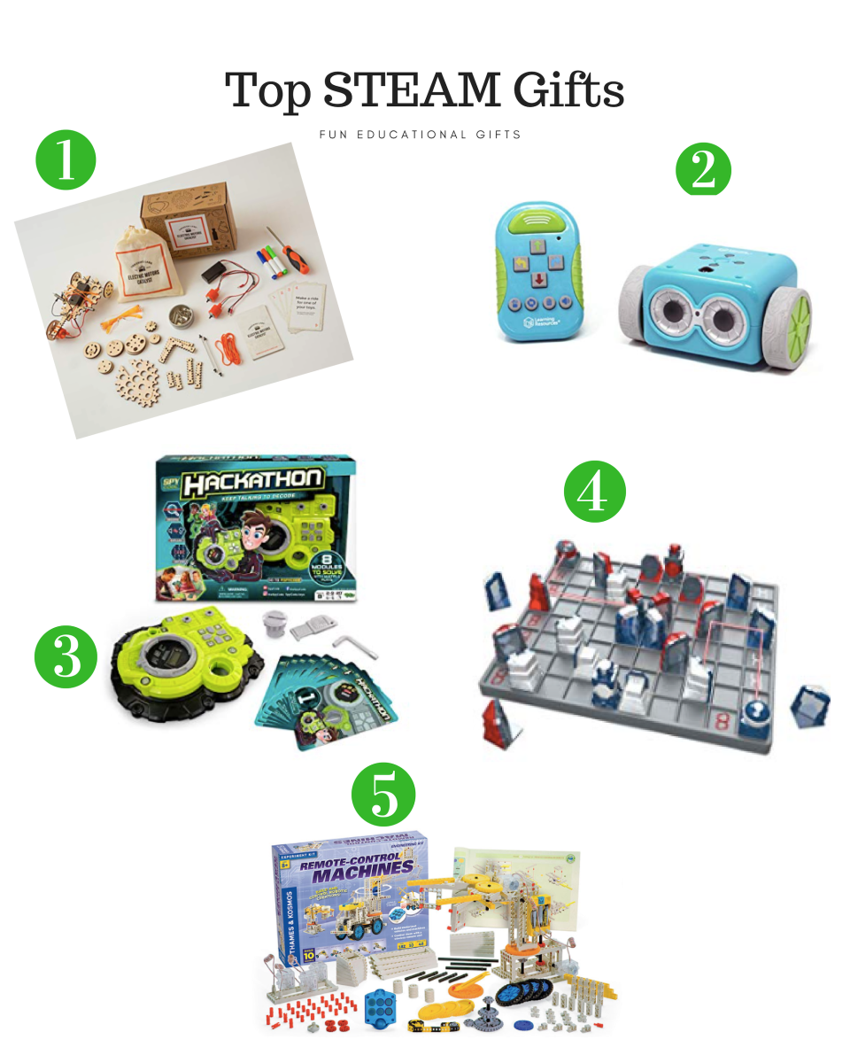 STEAM gifts, botley, tinkering toys, hackathon thames and kosmos, laser chess, STEAM gifts for kids, educational gifts, best STEAM gifts, Best gifts for kids, best educational gifts for kids, best educational gifts
