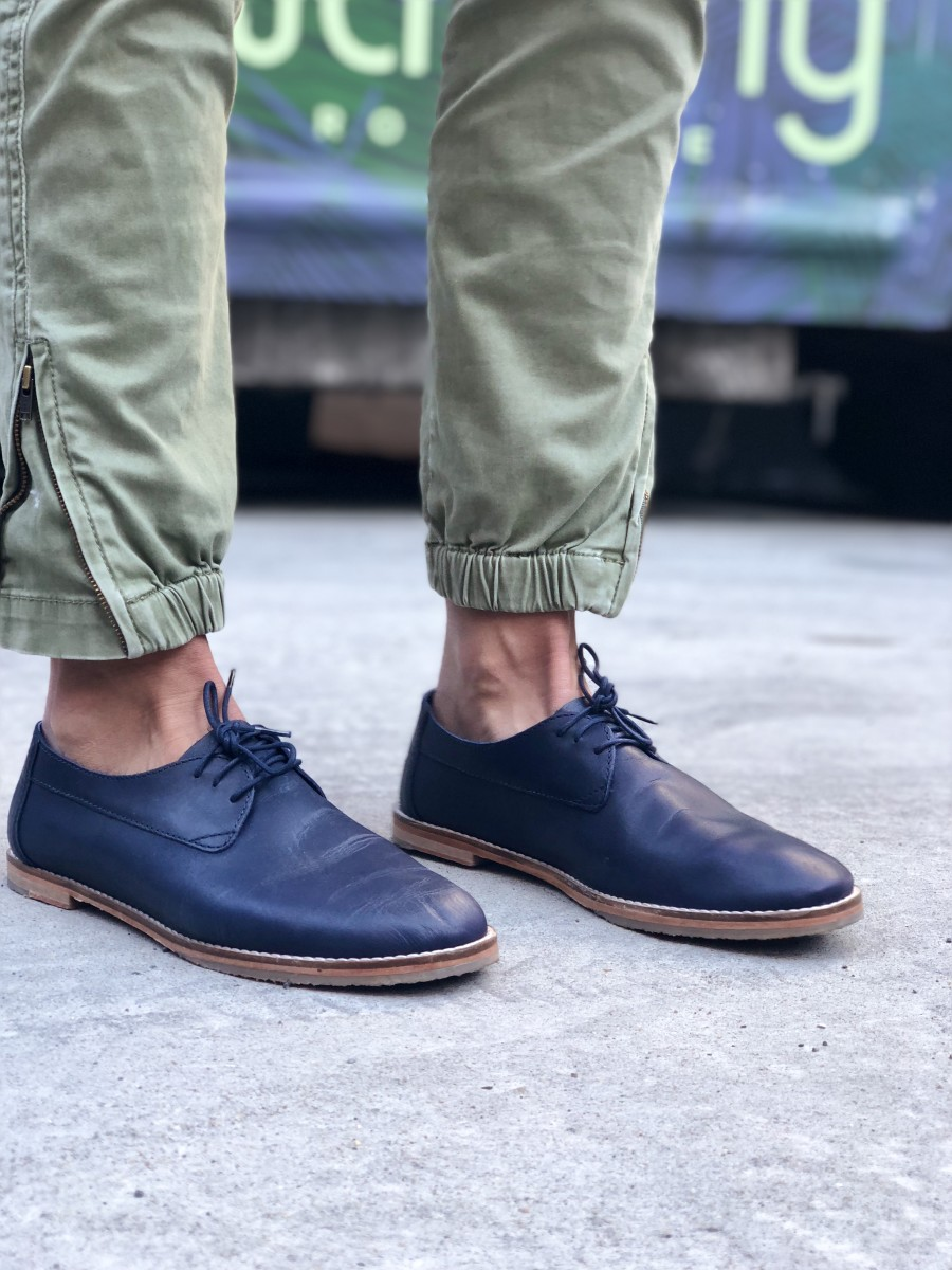 Oxfords with Style