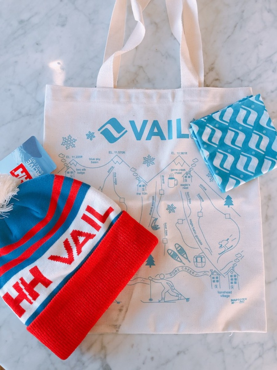 Win Vail Swag
