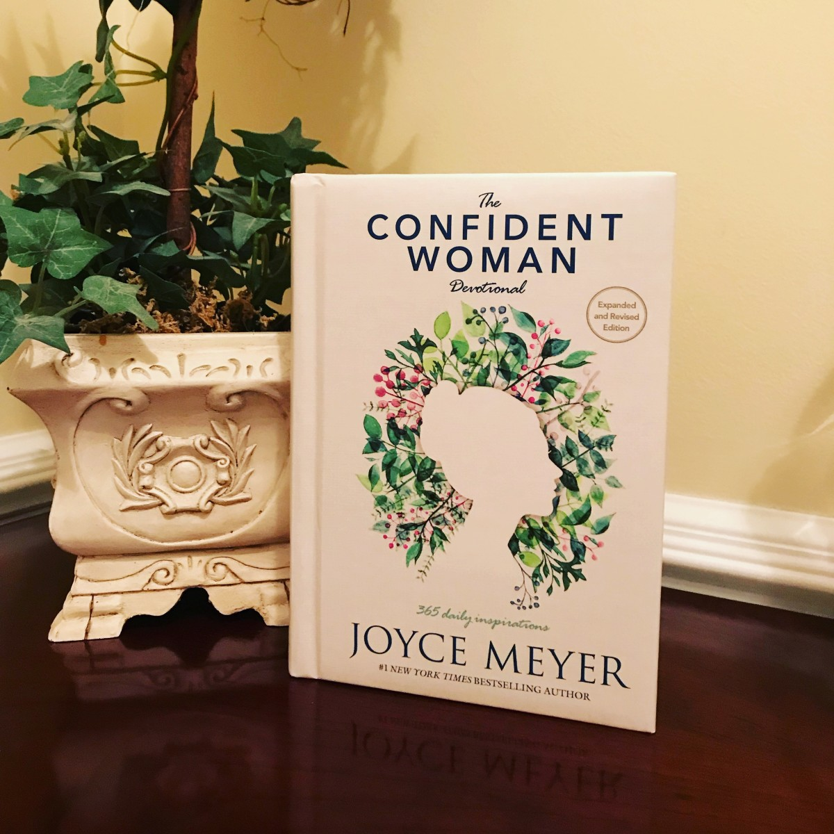 The Confident Woman Devotional is now available wherever books are sold.