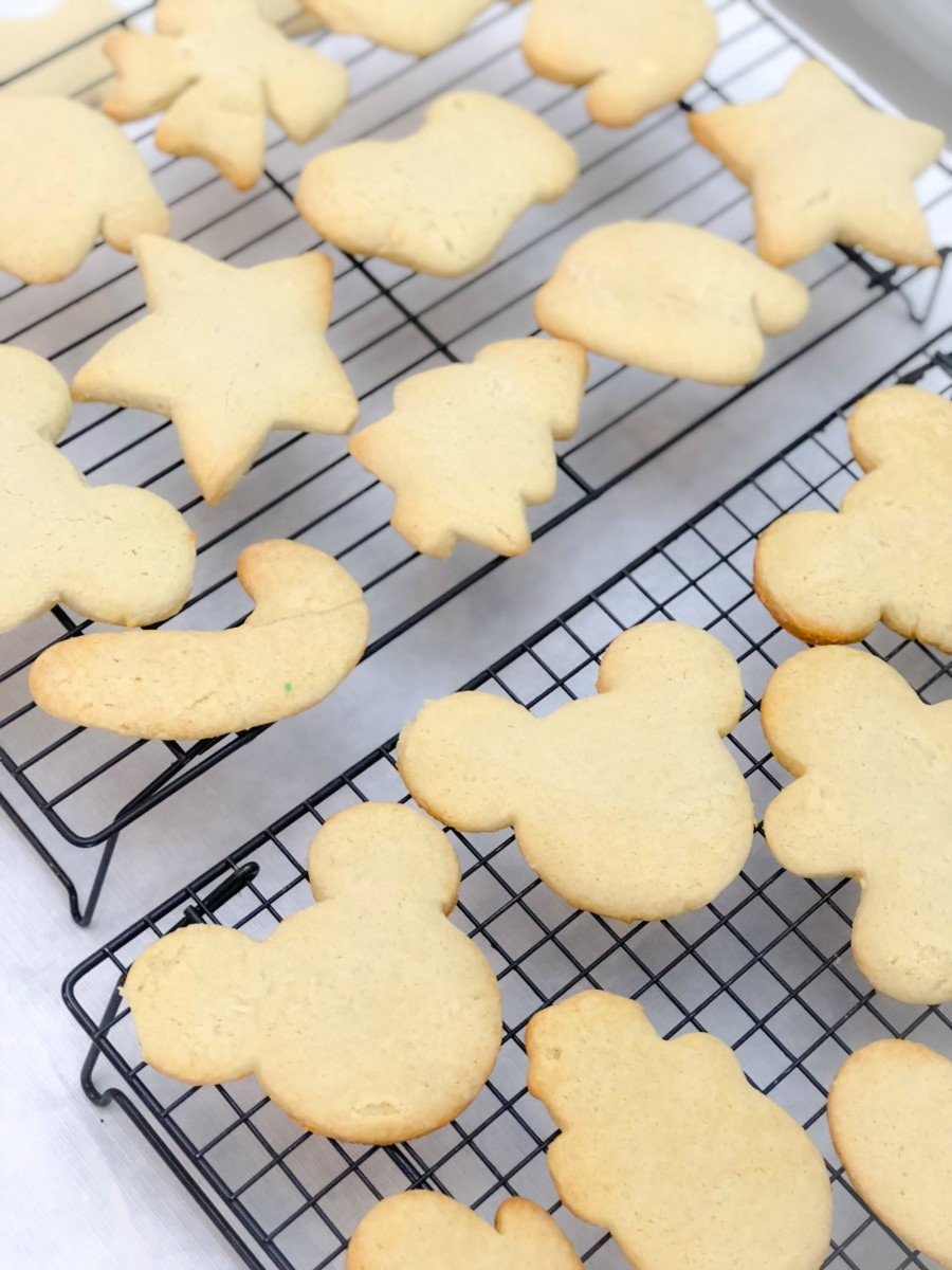 sugar cutout cookies