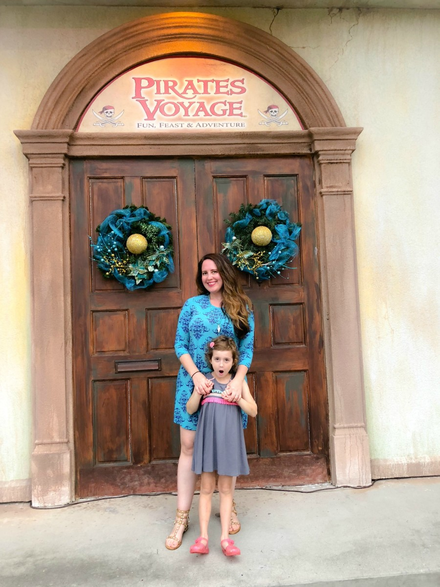 pirate's voyage christmas show