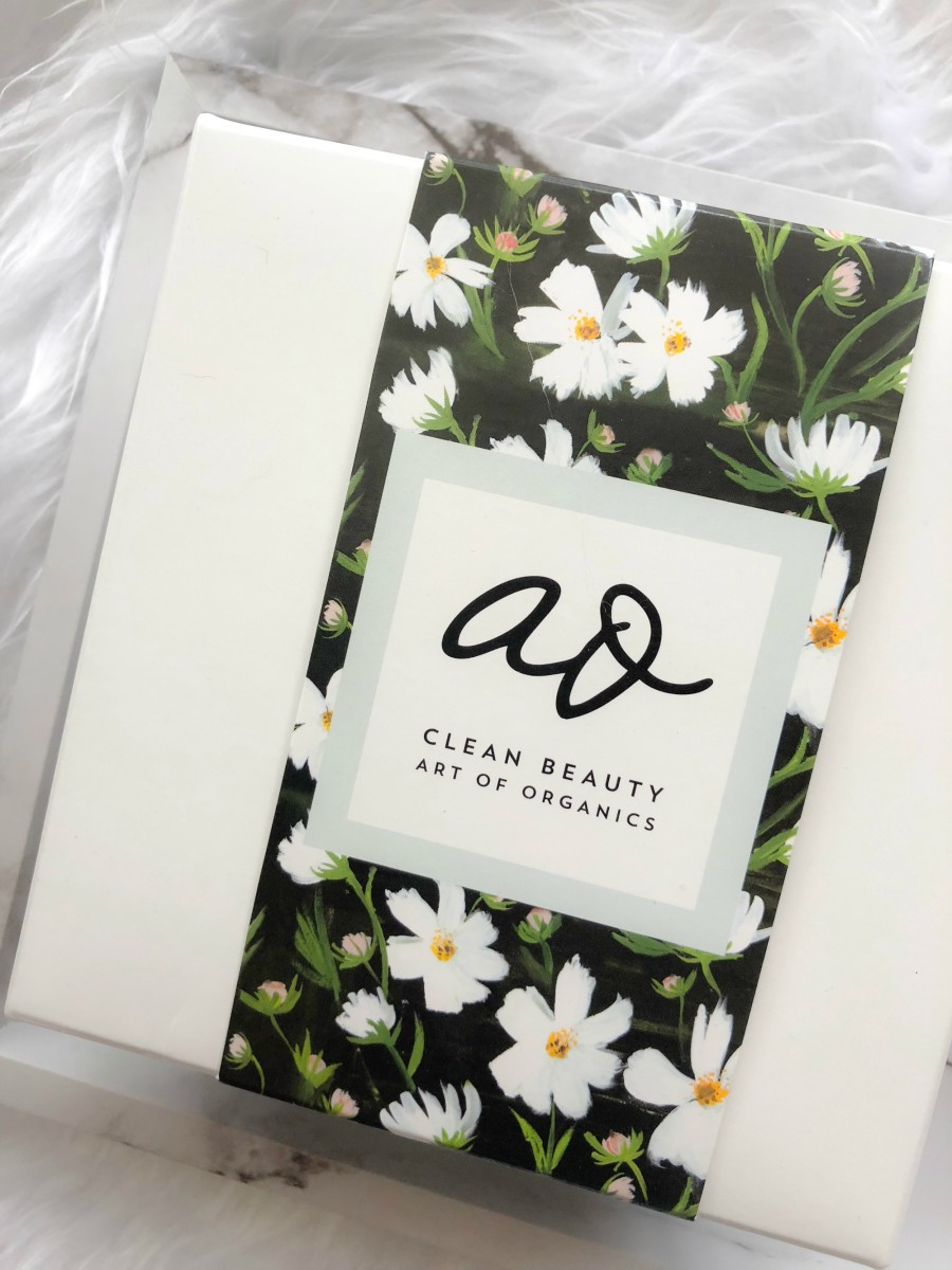 art of organics clean beauty subscription box