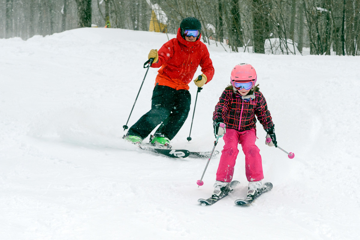 Ski Moms Survey and Giveaway