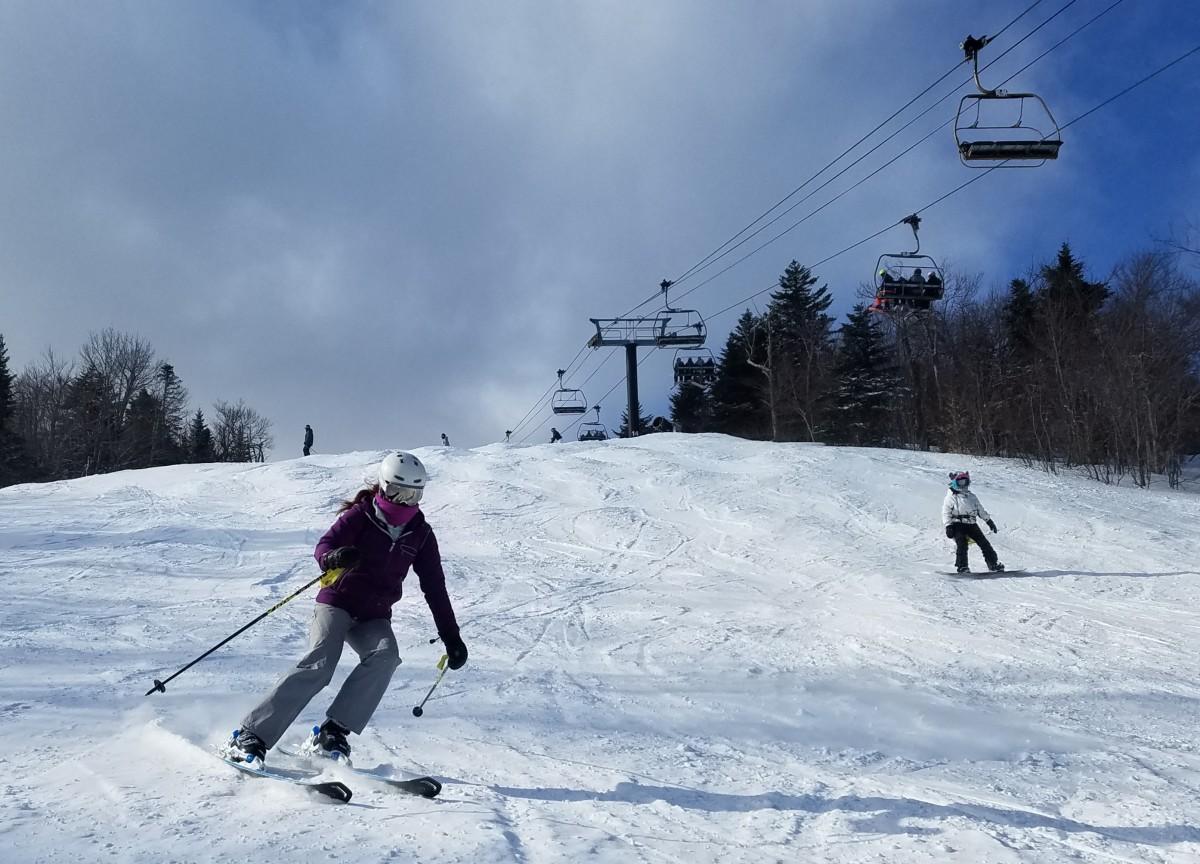 Ski Mount Snow