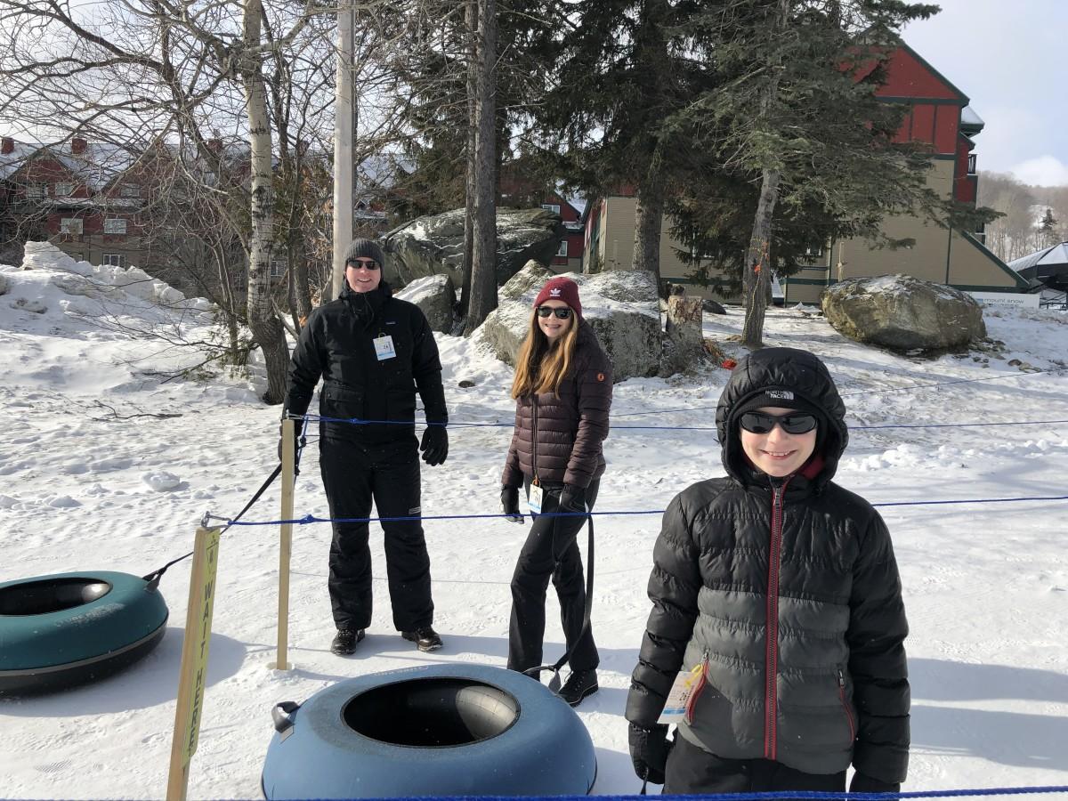 Family Fun at Mt Snow