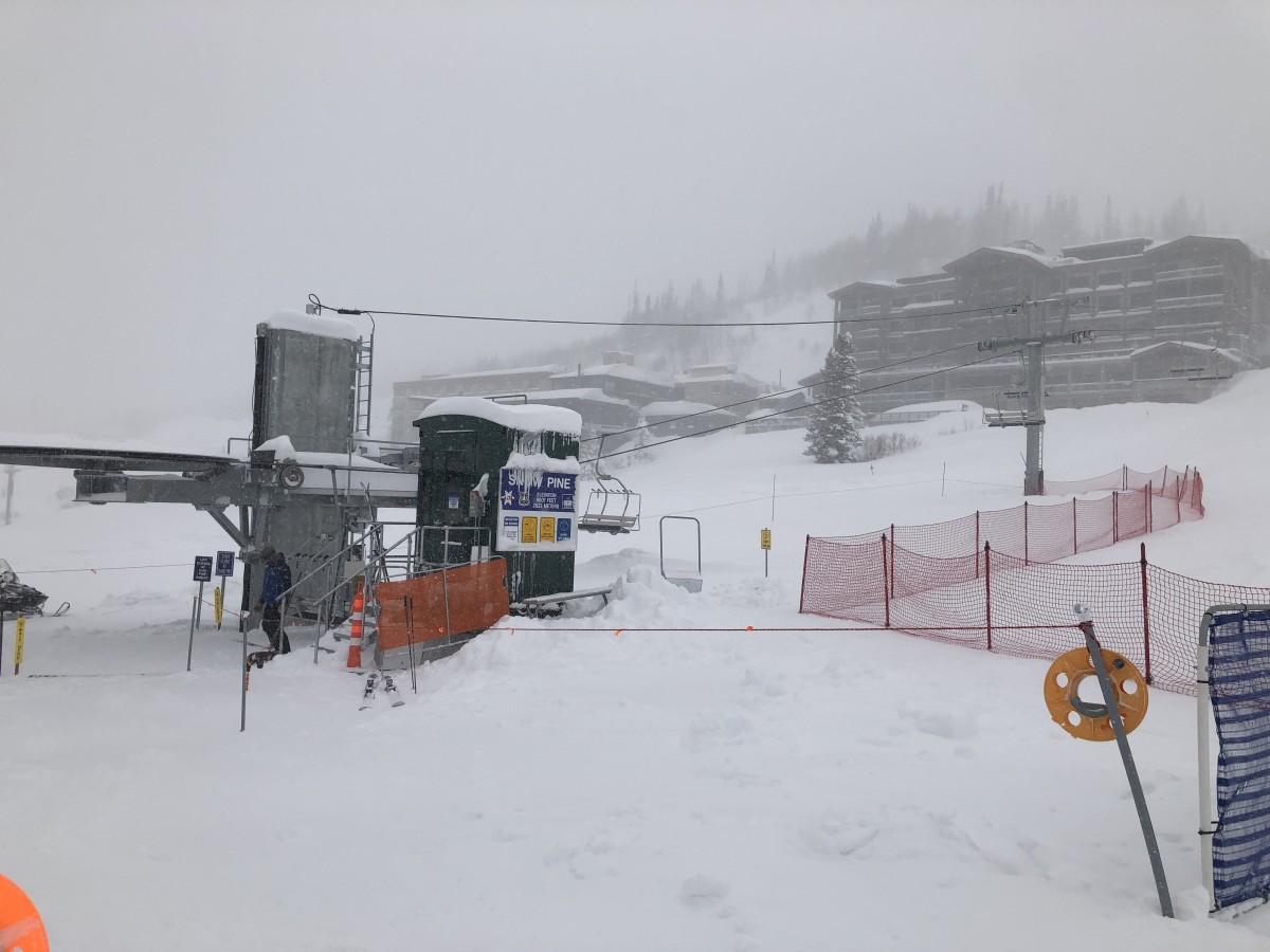 snowpine lift alta utah