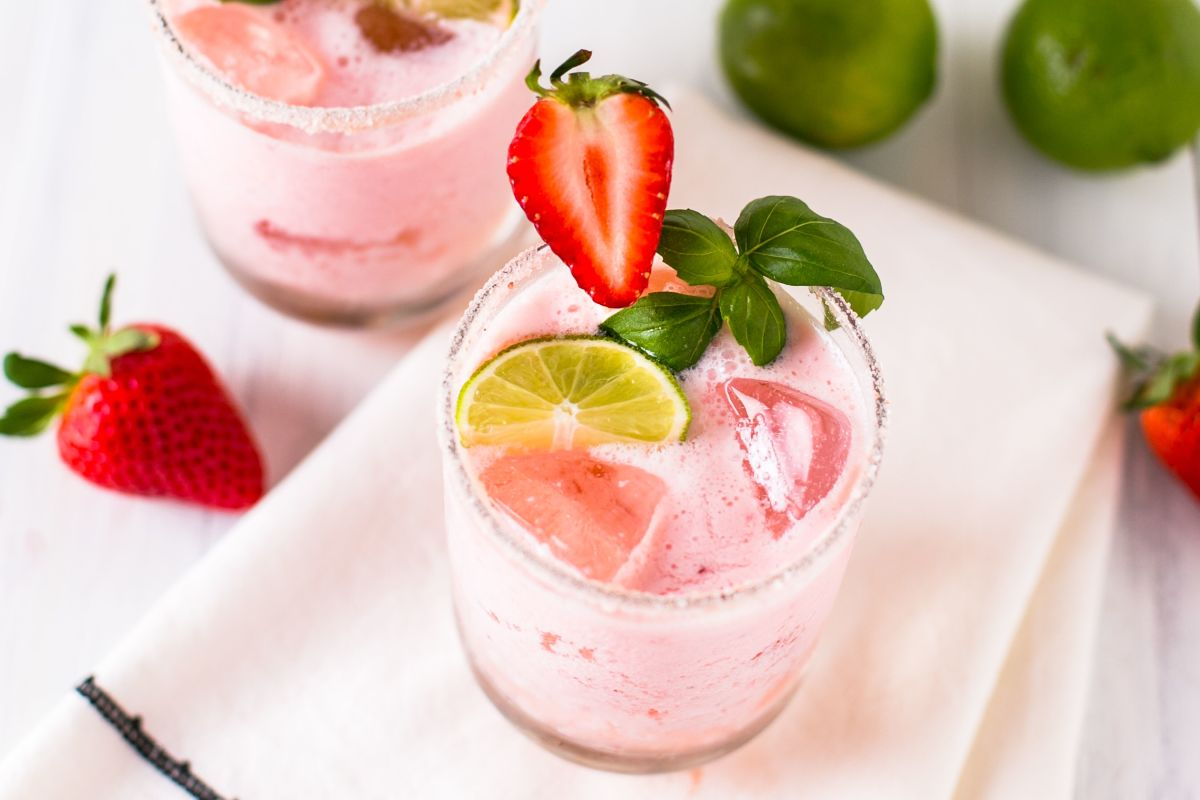 Strawberry dream margarita 3