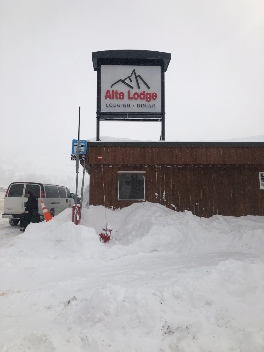 Family Fun at Alta Lodge Utah