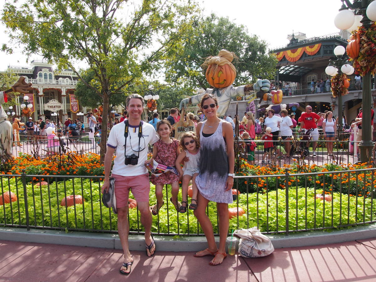 Walt Disney World Resort's Magic Kingdom Park,