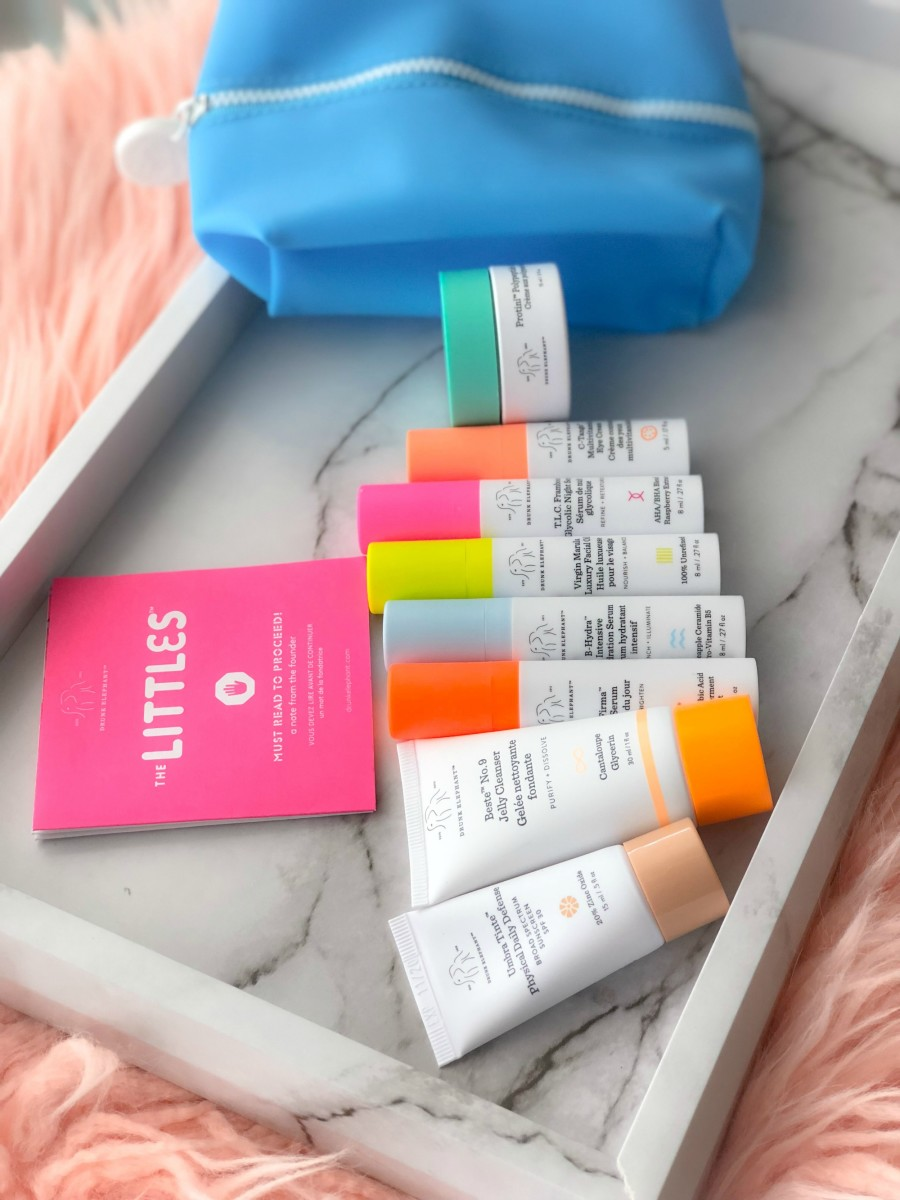 the littles travel sized beauty products