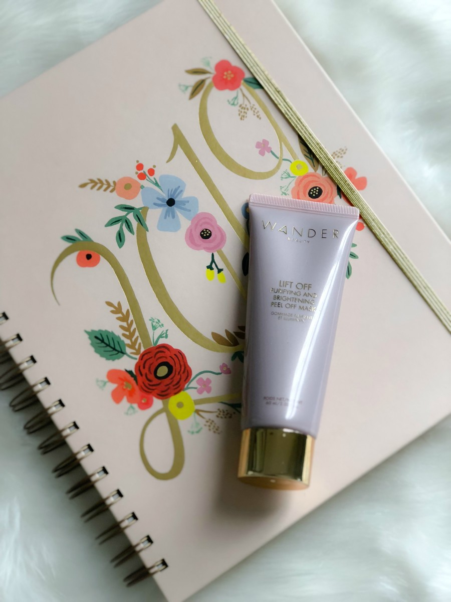 the best face mask from wander beauty