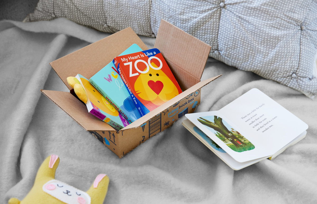 Amazon Deals for Little Book Lovers