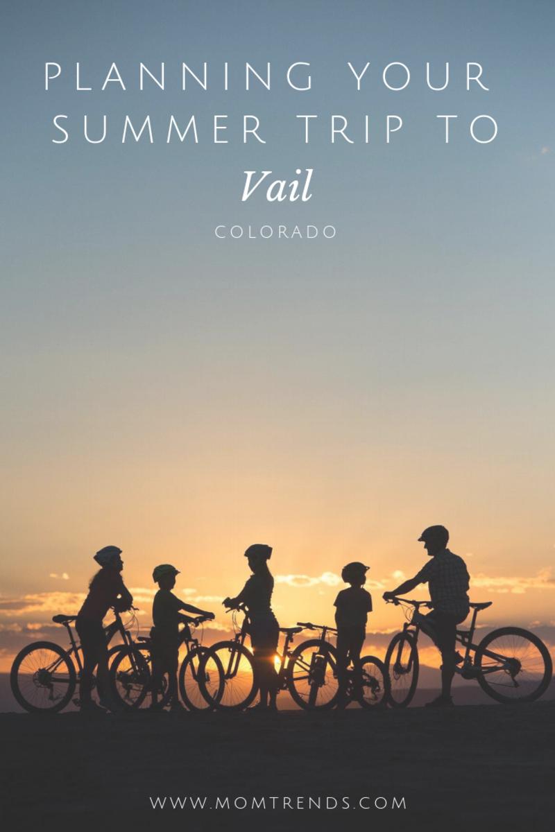 vail summer vacation