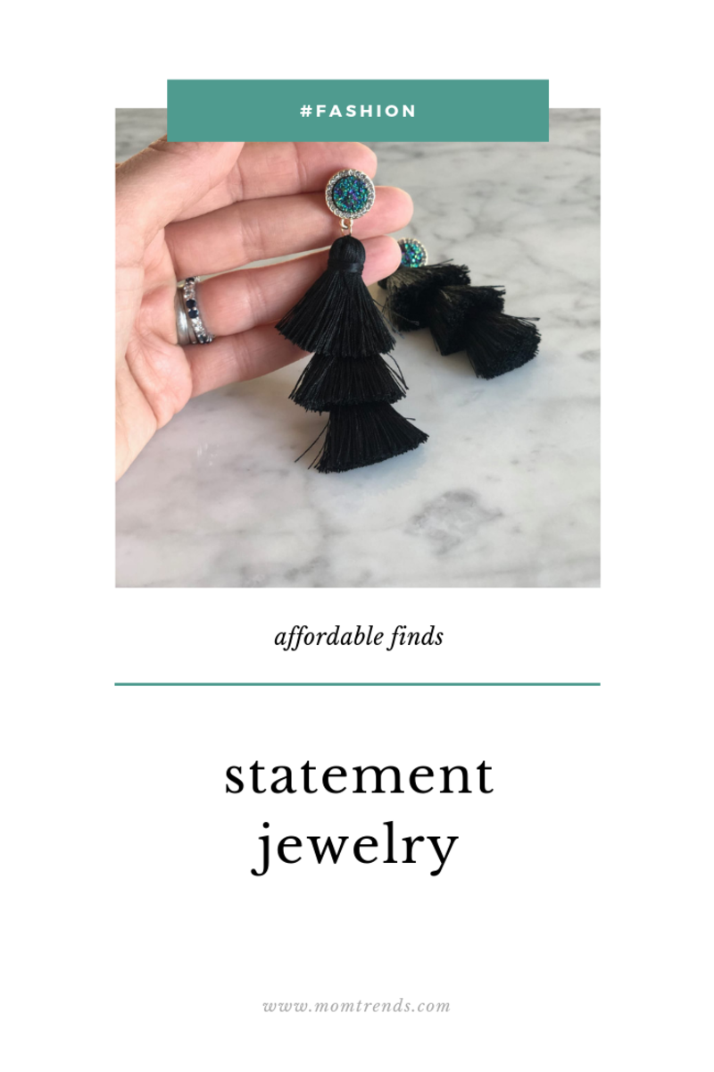 Babule Bar Sugarfit tassel earrings