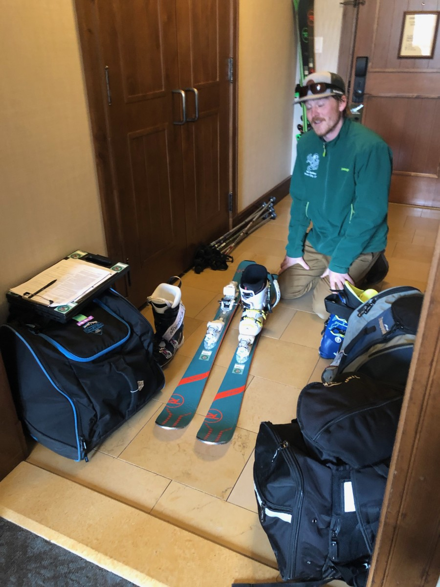 Favorite Ski Rental Delivery Service