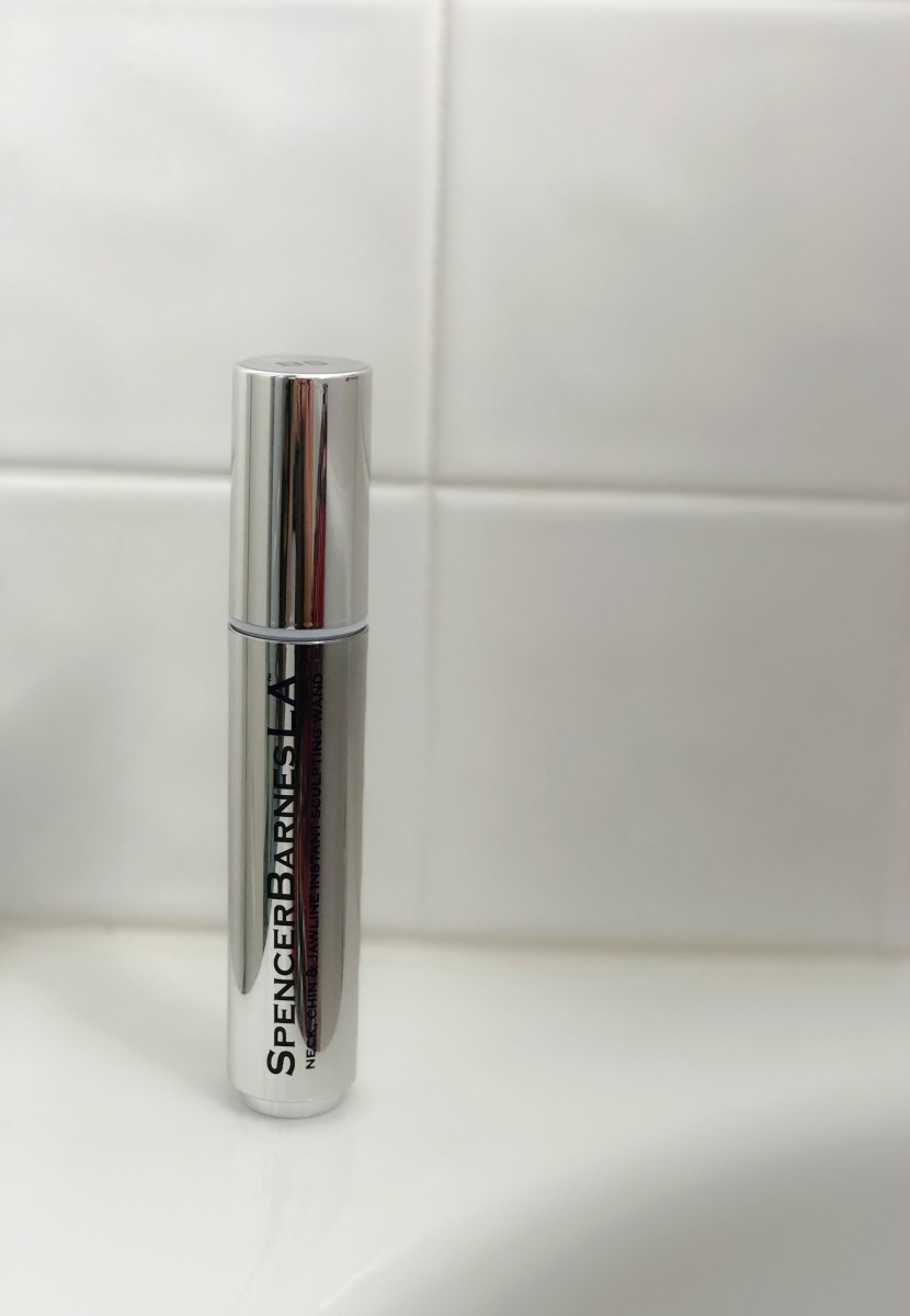 spencer barnes la sculpting wand for an instant lift